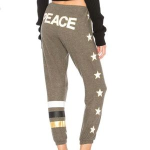 Chaser Peace Joggers
